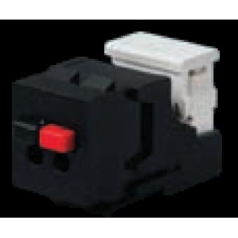 FD-310ST Разъем для подключения динамиков, цвет Белый FEDE