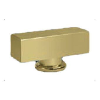 FD02311OB Поворотный выключатель прямоугольный, цвет Bright Gold FEDE