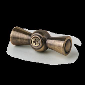 WL18-20-01 Ручка  выключателя 2 шт. (бронза) Ретро Favorit Runda Werkel a037213