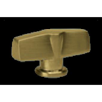 FD02312PM Поворотный выключатель модерн, цвет Matt Patina FEDE