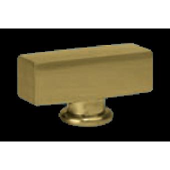 FD02311PM Поворотный выключатель прямоугольный, цвет Matt Patina FEDE