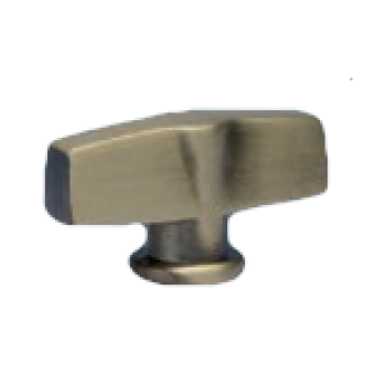 FD02312NS Поворотный выключатель модерн, цвет Nickel Satin FEDE