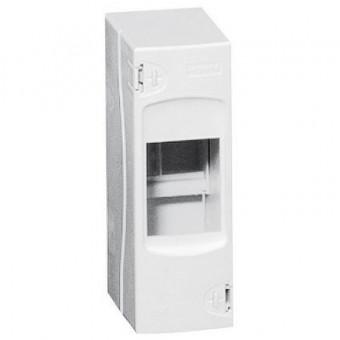 001302 Щиток накладной Mini S - 2 модуля - белый RAL 9010 Practibox Legrand