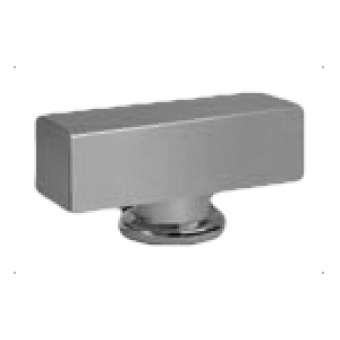 FD02311CB Поворотный выключатель прямоугольный, цвет Bright Chrome FEDE
