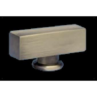 FD02311NS Поворотный выключатель прямоугольный, цвет Nickel Satin FEDE
