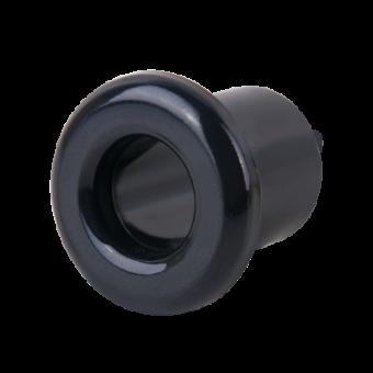 WL18-18-01 Втулка для вывода кабеля из стены 2 шт.(черный) Ретро Favorit Runda Werkel a036813