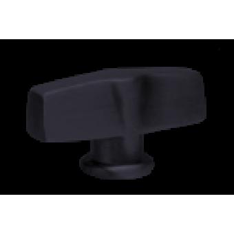 FD02312GR Поворотный выключатель модерн, цвет Graphite FEDE
