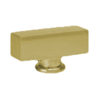 FD02311OR Поворотный выключатель прямоугольный, цвет Real Gold FEDE
