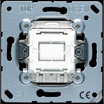 507TU Переключатель 1-клавишный перекрестный Jung
