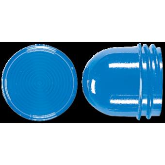 37BL Колпачек высокий для ламп до 54 мм синий Jung