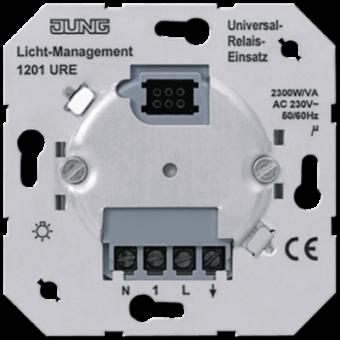 1201URE Электронный выключатель 1-канальный(необходима нейтраль) Jung