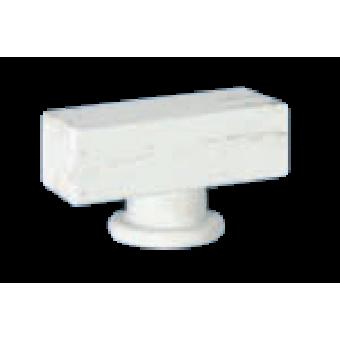 FD02311BD Поворотный выключатель прямоугольный, цвет White Decape FEDE